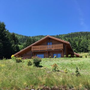 Chalet Bussang