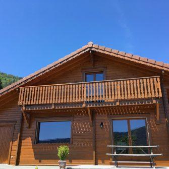 Location Chalet Vosges