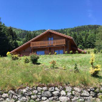 Location Gîte Chalet Vosges