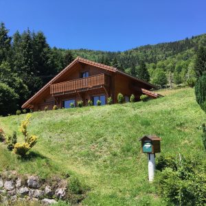 Location Gîte Vosges Chalet